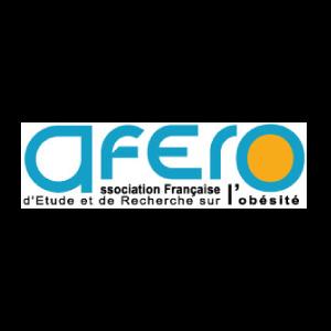 logo afero association française d'étude et de recherche sur l'obésité