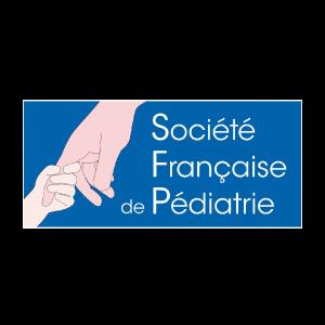logo sfp société française de pédiatrie